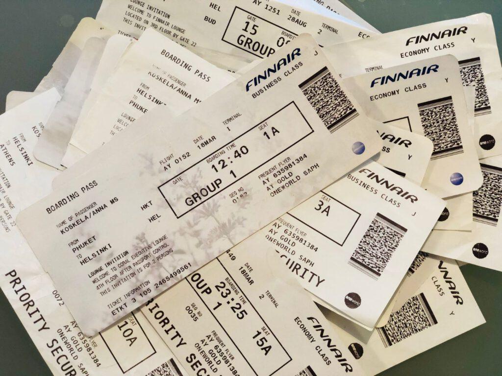 Matkavuosi 2019 | Vuoden lennot