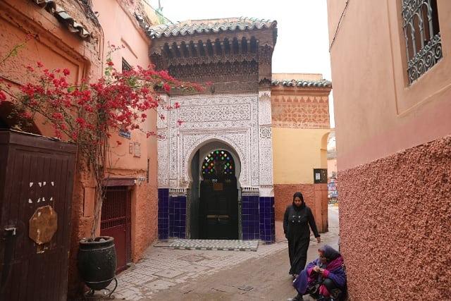 Marrakeshin pyhimykset