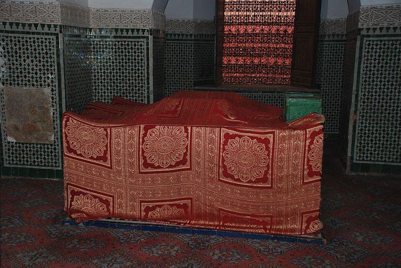 Marrakeshin pyhimykset, Cadi Ayyad tai Qadi Ayyad Ibn Musa