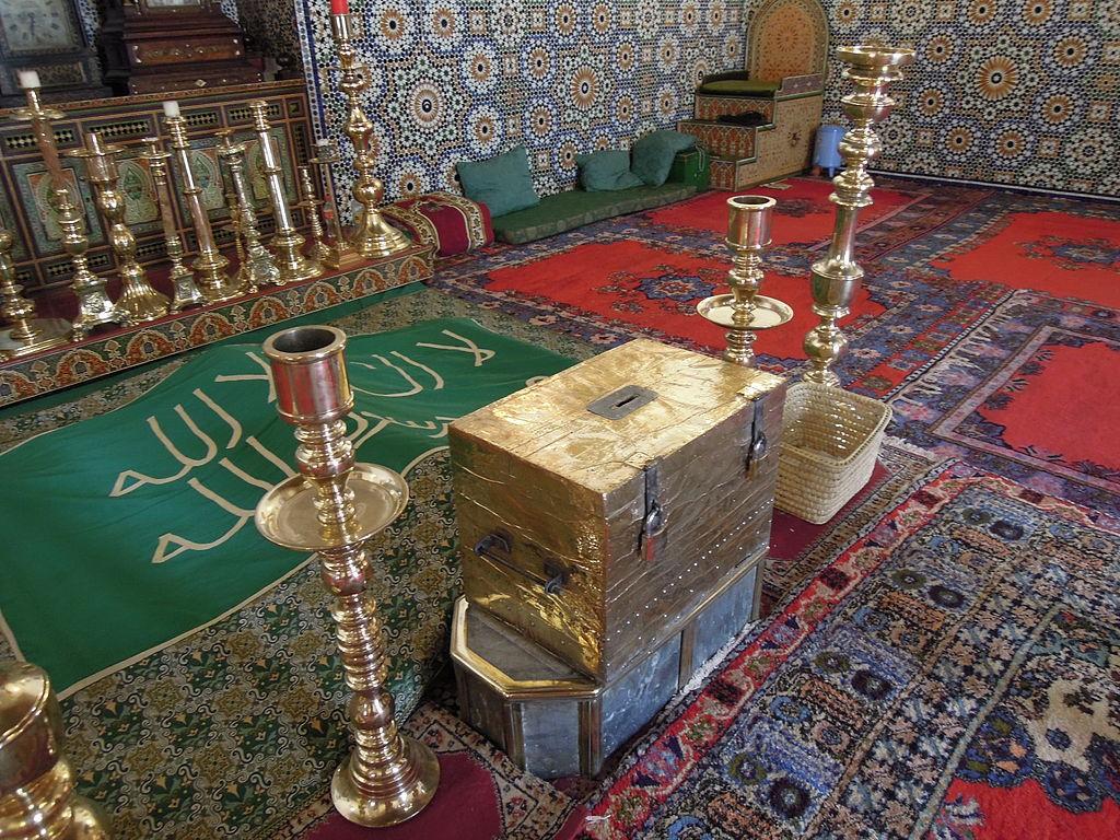 Marrakeshin pyhimykset, Sidi Bel Abbes tai Sayyidi Bel Abbas